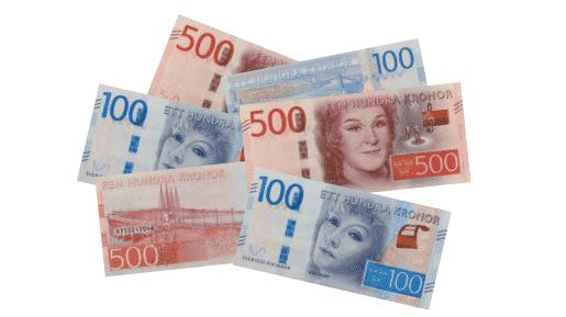 Какие деньги в швеции сейчас