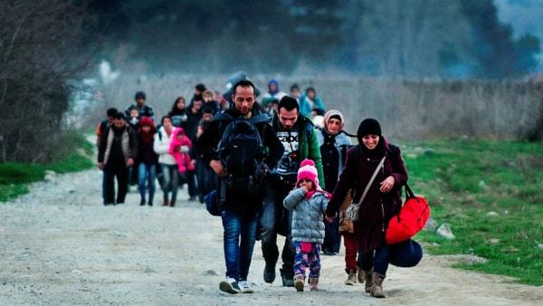 В Швеции беженцам