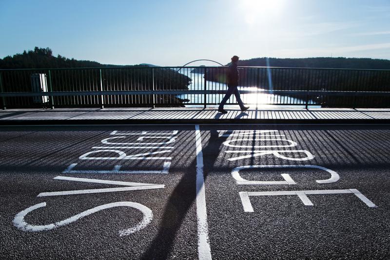 Граница Швеция Норвегия