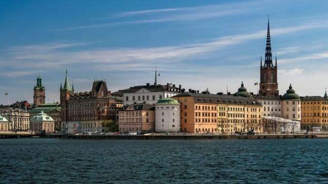миграционной службе Швеци