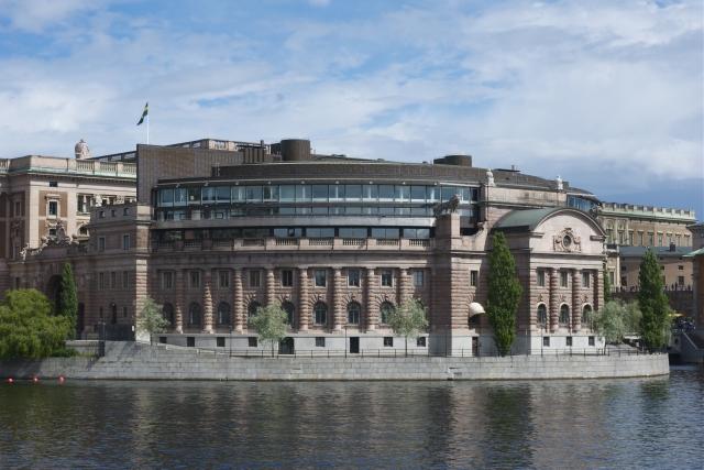 Демократия в Швеции
