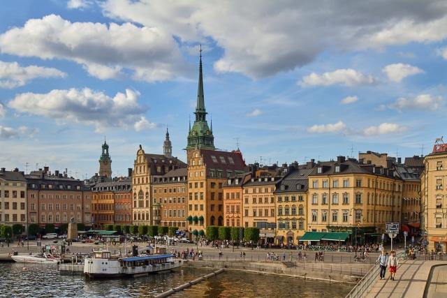 Центробанк Швеции
