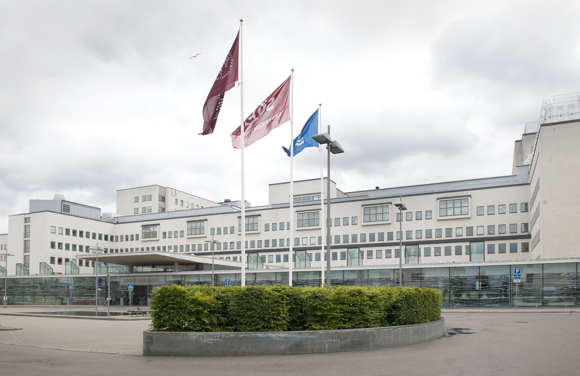 Södersjukhuset hospital in Stockholm