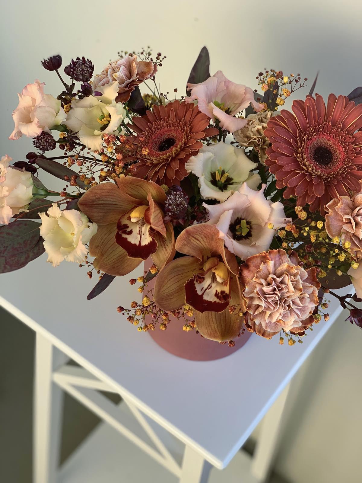 blommorna