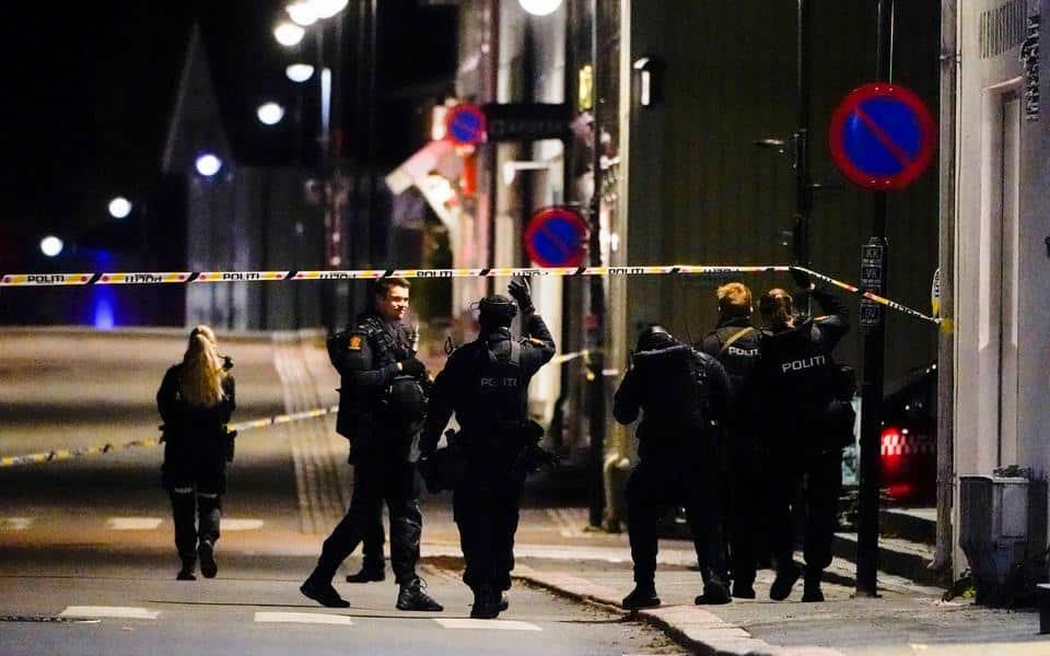 теракт со смертельным исходом в Норвегии