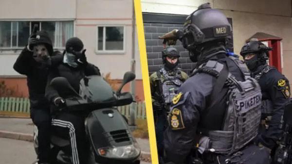 В Швеции гетто