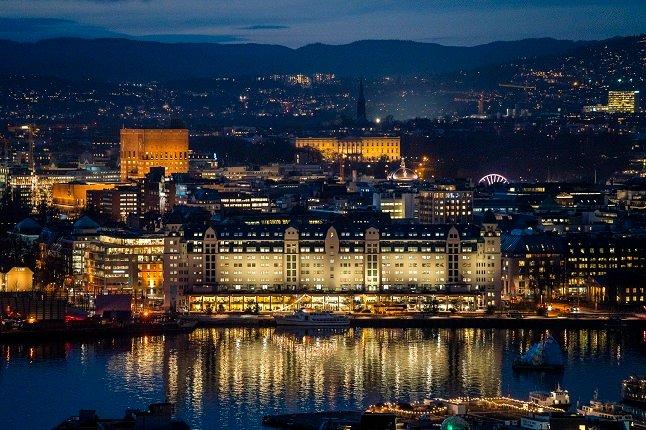 Стокгольм Осло