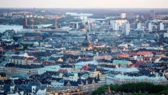 В Стокгольме сдаче квартир